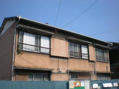 【外観】橘荘5号館