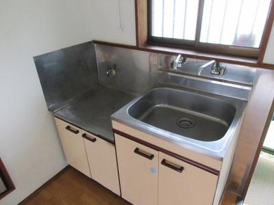 【キッチン】橘荘5号館