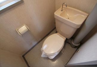 【トイレ】《高稼働!RC造9.98%》土浦市真鍋新町一棟マンション