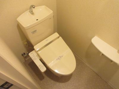 【トイレ】セントリヴィエ二条