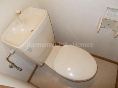 フロンティア町屋のコンパクトで使いやすいトイレです(別部屋参考写真)☆