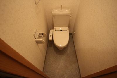 【トイレ】ルミエール王子公園
