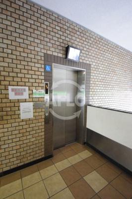 新谷町第3ビル(新谷町第三ビル) エレベーターホール