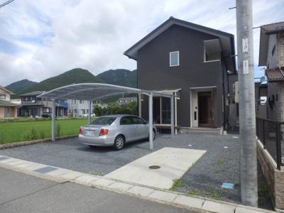 【外観】常楽中古住宅 A邸