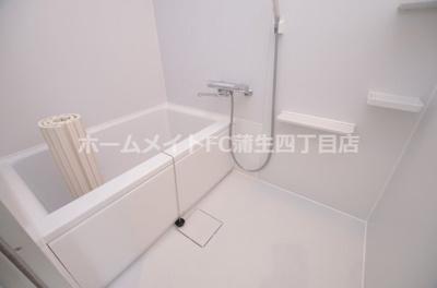 【浴室】エイトハウス