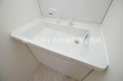【独立洗面台】エイトハウス