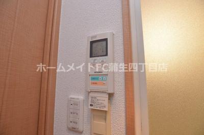 【設備】おおきに今福サニーアパートメント