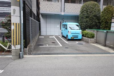 【駐車場】エスリード福島第3