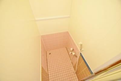 【浴室】柴垣1丁目長屋B
