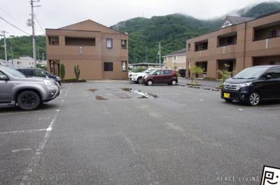 【駐車場】レジデンス城西Ⅰ