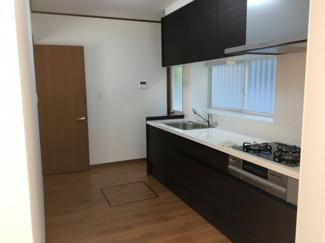 【キッチン】松山市 吉藤 中古住宅 30.37坪