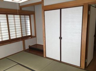 【和室】松山市 吉藤 中古住宅 30.37坪