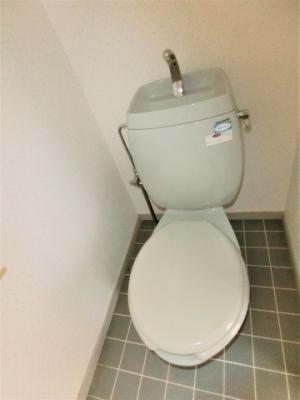 【トイレ】ハイムひめはるB棟