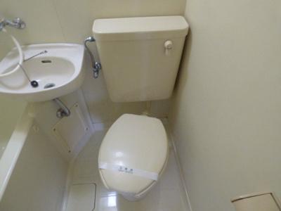 【トイレ】ビスタ千里丘3
