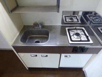 【キッチン】ビスタ千里丘3