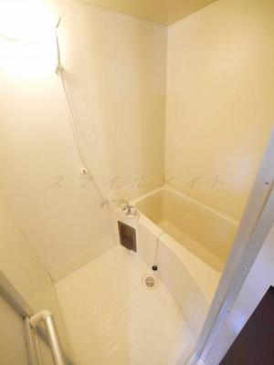 【浴室】パティオ長谷川