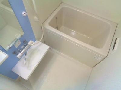 【浴室】ディオコーポはりなかの