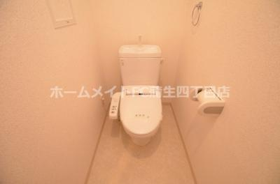 【トイレ】ラ・セレナ