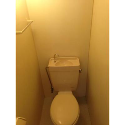 ハイブリッジBのトイレ