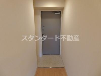 【玄関】シティエール東梅田Ⅰ