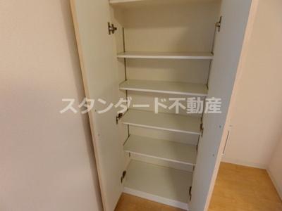 【収納】シティエール東梅田Ⅰ