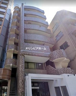 【外観】ドミール三友 7階 角 部屋 平成3年築 リ フォーム済