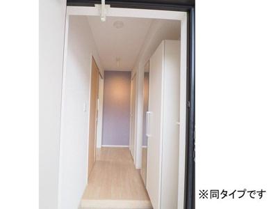 【玄関】パルディアN