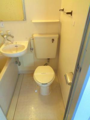 【トイレ】第二美好マンション