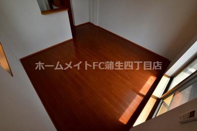 【寝室】グローフラール