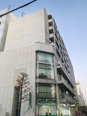 【外観】ラコティスカイマンション 3階 リノベーション済 錦糸町4分