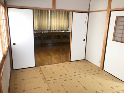 【和室】細野倉庫付事務所