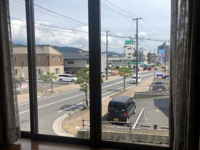 【展望】細野倉庫付事務所