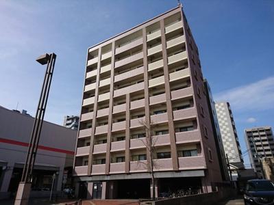 【外観】ピュアドームスタシオン箱崎