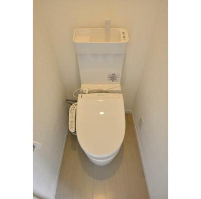 【トイレ】グラード氷川台
