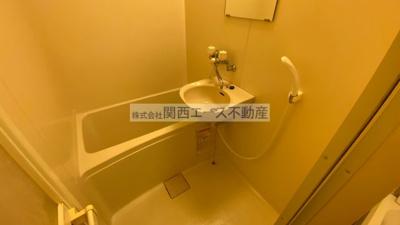 【浴室】レオパレスFUKONO壱番館