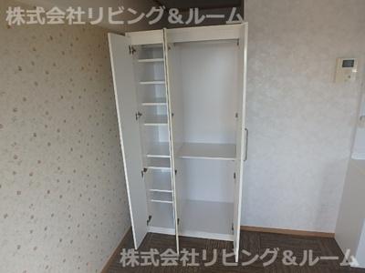 【収納】ファーストステージ成田