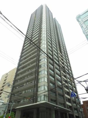 【外観】シティータワー堀江