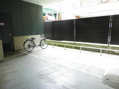 【駐車場】シティータワー堀江
