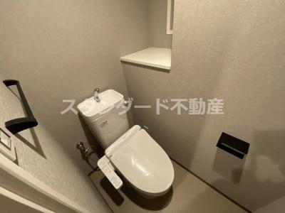 【トイレ】M COURT新町
