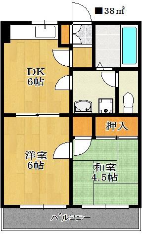 パレ・ドール小川 管理専任