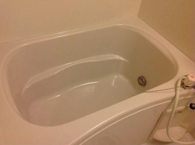 お風呂場です☆