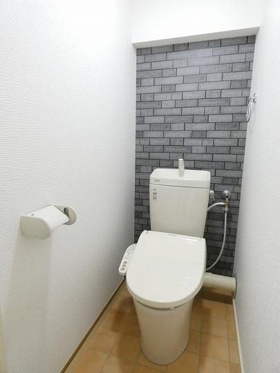 【トイレ】山科団地B棟