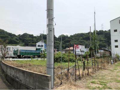 【外観】和歌山市毛見 売土地