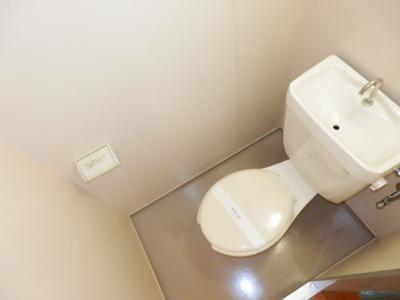 【トイレ】ヤクシハイツ