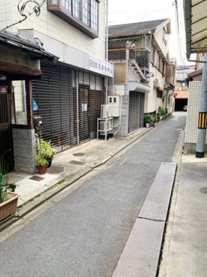 【前面道路含む現地写真】京都市下京区和泉町