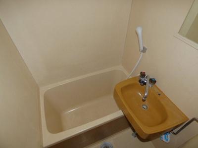 【浴室】ライブハイツ下穂積