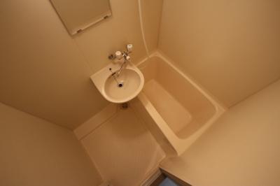 【浴室】パルミナード弓木