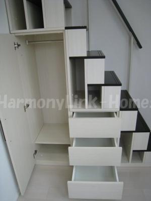 グランディアⅡの収納付き階段☆