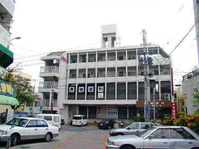 【外観】ハイツ松川駐車場