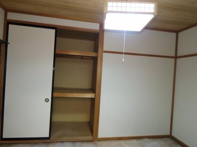 和室の収納
